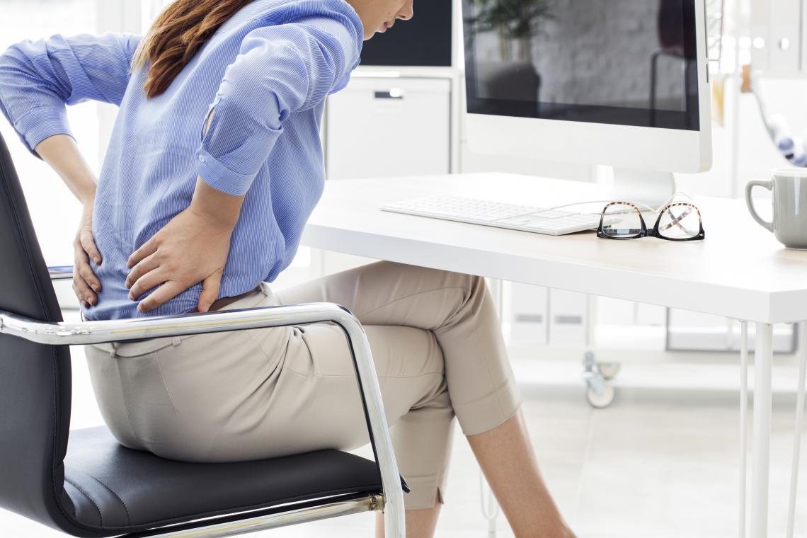 Ergonomie au travail : êtes-vous bien assis ?
